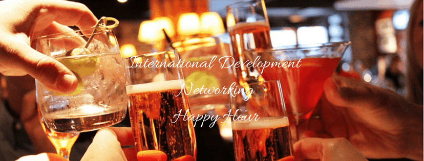 International Development Networking Happy Hour